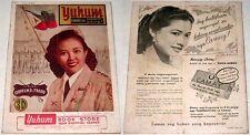 Philippine Iloilo YUHUM Magazine Cornelia Pardo 1953