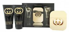 GUCCI GUILTY FOR HER GIFT SET 50ML EDT + 50ML B/L + 50ML S/G - TRAVEL COLLECTION