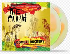 """The Clash """"Combat Rocker's"""" 2x10"""" Ltd Tri Colour Ltd Edt Vinyl -PREORDER"""