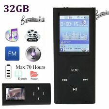 1.8'' MP3 HIFI Music Player Portable Reading Media Digital Player With FM Radio