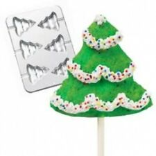 **WILTON**    6 Cavity Christmas Tree Cookie Pan - What A Great Xmas Gift!
