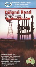 Westprint Tanami Track Map & Travel Guide *IN STOCK IN MELBOURNE - NEW*