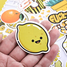 50Pcs Vinyl Skateboard Stickers Laptop Luggage Decals DIY Girl's Stickers Decors