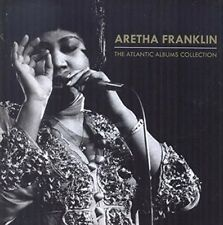 The Atlantic Albums Collection Aretha Franklin 0081227951993