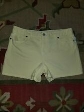 "Girl's Size 18 New With Tag 4 Pocket Adjustable Shorts Waist 32""  Inseam 3"""