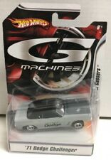 Hot Wheels '71 Dodge Challenger Los Angeles Dodge G Machines M2389 New '07 1:50