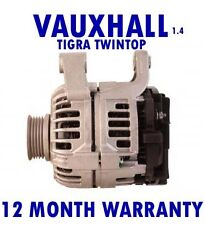 VAUXHALL - TIGRA TWINTOP - 1.4 - CONVERTIBLE - 2004 2005 - 2009 RMFD ALTERNATOR