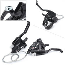 21 Speed Shimano ST-EF51 Set 3x7 Shifter/Brake Lever Combo V-Brake Front 3 gear