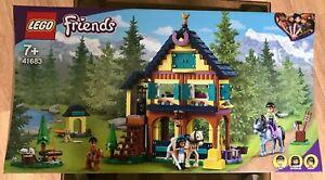 LEGO FRIENDS 41683 Forest Horseback Riding Centre ~NEW~