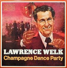 "LAWRENCE WELK ""CHAMPAGNE DANCE PARTY"" (8 LP SET) BRAND NEW! STILL SEALED! (MINT)"