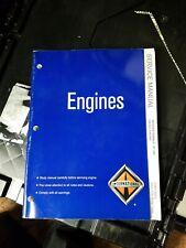 OEM International vt365 Diesel Truck Engine Service Manual eGES-295-2