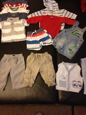 16 pcs - Baby Boy Summer Bundle Joblot - 3-6 months - NEXT GAP Jasper Conran