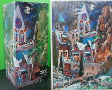 Heye Puzzle: Castle of Horror Castello dell'orrore - 2000 pz Nuovo e Sigillato