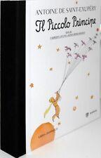 il piccolo principe antoine de saint-exupery con libro e doppio cd audiolibro