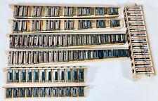 Vintage HOHNER Accordion 224 Complete Reeds On Blocks - Parts / Repair