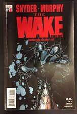 THE WAKE part one (TPB / collects issues 1-5) Vertigo / DC - Snyder / Murphy