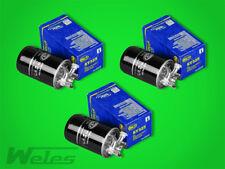 3 x ST325 Kraftstofffilter Dieselfilter AUDI A4 B5 B6 A6 A8 2,5  TDI VW Passat