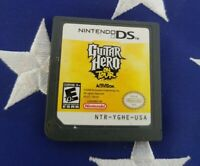 Guitar Hero On Tour Nintendo Ds  game