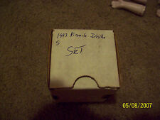 1997 PINNACLE BASEBALL - INSIDE COMPLETE SET (150) MLB CARDS ! HOFers ! LQQK !