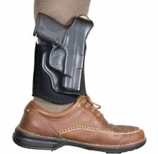 DeSantis Die Hard Ankle Holster – fits S&W J-Frame – Right Draw