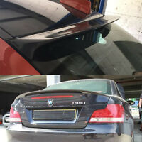 E82 Trunk Spoiler & Carbon Fiber Roof Wing for BMW 1Series E82 Coupe 2007-13