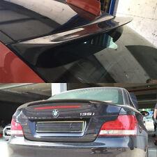 Trunk Spoiler de fibra de carbono & Ala de techo para BMW 1 Series E82 07-13