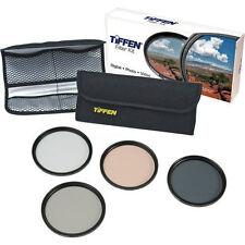 Tiffen 52 mm Deluxe Digital Enhancing Filter Kit NEW