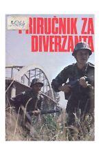 Original Yugoslavian army - Special forces training manual - pdf format