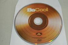 Be Cool (DVD, 2005, Widescreen)Disc Only Free Shipping
