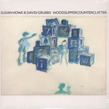 Susan Howe & David Grubbs - Woodslippercounter (Vinyl LP - 2015 - US - Original)