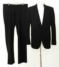 drykorn for beautiful people Anzug Gr 54 Slim Fit Wolle Sakko Hose Business Suit