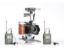SARAMONIC UwMic9 RX9 + TX9 + TX9 Lavalier Mikrofon 2 Sender & Empfänger f. DSLR