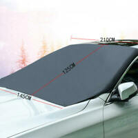 Magnetic Car Front Windscreen Snow Ice Shield Cover Windshield Sun Shade bfd
