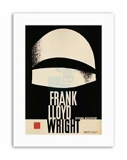 AD Cultural Frank Lloyd Wright Architecture POLOGNE culturel Toile Art Prints