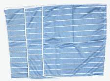 3 x Das Blaue Wunder Brillant mit Bambusfasern 30cm x 30cm für Fenster , Möbel