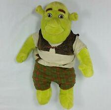 Shrek Build A Bear Plush Ogre Shrek The Third Outfit Soft Toy 2007 Dreamworks