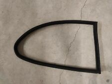 BMW E46 COUPE VENT WINDOW INNER GASKET SEAL BLACK 51368252621