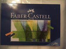 Faber-Castell Creative Studio Soft Pastels Set of 72 New in Box