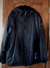 Evolution Bos'd Sessions Terrain Jacket Ski Snowboard Winter Men's L Hooded Coat