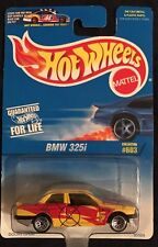 Hot Wheels * BMW 325i * Doors Open! * Mattel Collector # 603 * 1996 * Sealed