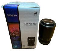 Olympus M Zuiko Digital ED 60mm f/2.8 Macro Lens  E-M5 E-M1 E-M10 Mint Cond