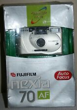 FujifilmNexia 70 AF APS Advanced Photo System With Case & Instructions - Boxed