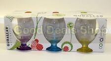 Drinking Wine Glasses Dinner Glassware Juice Drink 280ml Gift Glass 6 Pc Set