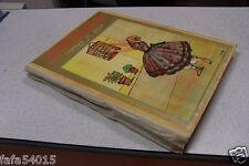 LES PETITES FILLES MODELES ill. MATEJA 160 pages 1937