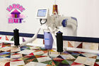 81005951- Juki TL-2200QVP Quilt Virtuoso 10 Foot Long Arm Quilter Sewing Machine
