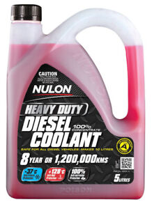 Heavy Duty Coolant Concentrate HDDC-5 fits Volvo XC90 2.4 D5