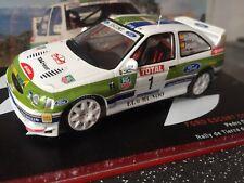 1:43 Ford Escort Cosworth WRC Rally De Tierra De Artesa De Segre Not Displayed