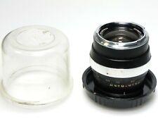 Carl Zeiss Distagon 25mm F2.8 f. Contarex