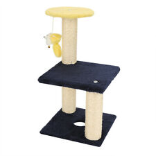 Comfortable Harmless 3-Layer Cat Climbing Toy Cat Scratching Post for Cat Home