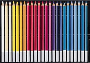 STABILO CarbOthello chalk-pastel coloured pencil - SOLD in Singles or Pks of 12